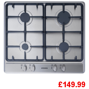 Stoves SGH600C Gas Hob