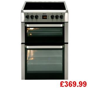Beko BDVC667X Electric Cooker