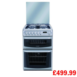 Canon C60DHSF Dual Fuel Cooker