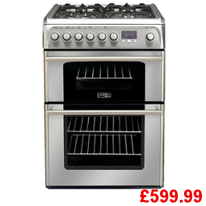 Canon CH60DPXFS Dual Fuel Cooker