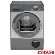 Hotpoint TCFM70C6G Condenser Dryer