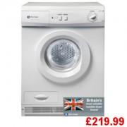 White Knight C77AW Condenser Dryer