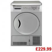 Beko DCU7230S Condenser Dryer