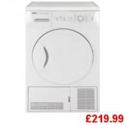 Beko DCU7230W Condenser Dryer