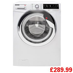 Hoover DXP49AIW3 Washer