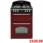 Leisure GRB6GVR Gas Cooker