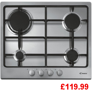 Candy CPG64SPX Gas Hob