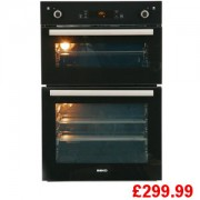Beko QDM246B Multifunction Double Oven