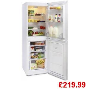 Montpellier MS170W Fridge Freezer1