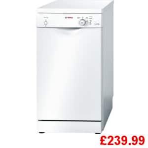 Bosch SPS40E22 Slimline Dishwasher