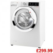 Hoover DXP610AIW3 Washer1