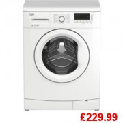 Beko WMB61432W 6kg 1400 Spin Washing Machine
