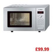 Bosch HMT75G451B Microwave