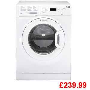Hotpoint WMAQF721P 7kg 1200 Spin Washing Machine