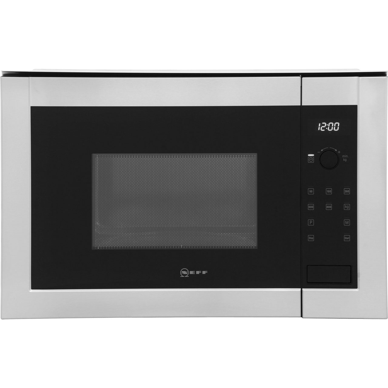 Neff H11we60nog Built In Microwave Oven Direct Discounts