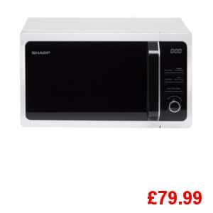 Sharp R274WM Microwave
