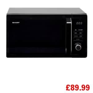 Sharp R374KM Microwave
