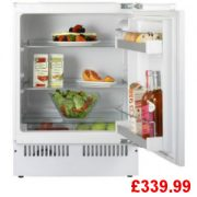 Rangemaster RUCLF540 Integrated Built Under Fridge