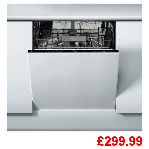 Whirlpool adg8900 integrated dishwasher cheapest domestic appliances direct - Whirlpool discount ...