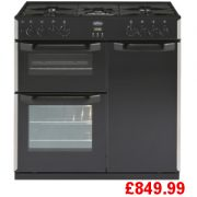 Belling CR90DFT Range Cooker