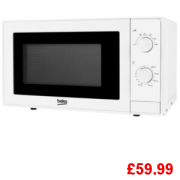 Beko MOC20100W Free Standing Microwave Oven