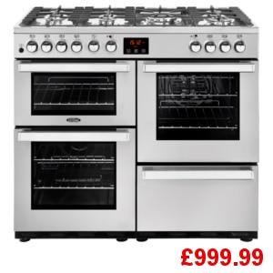 Belling Cookcentre 100DFT Pro Range Cooker
