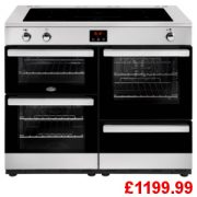 Belling Cookcentre 110EI Induction Range Cooker