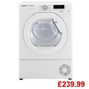 Hoover DNCD813B Condenser Dryer