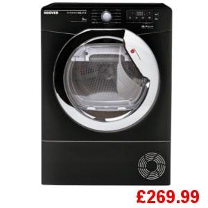 Hoover DNCD913BB Condenser Dryer