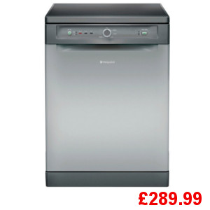 Hotpoint FDEB31010G Dish Washer