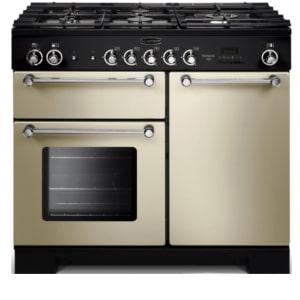 Rangemaster Kitchener 100DF Cream Range Cooker