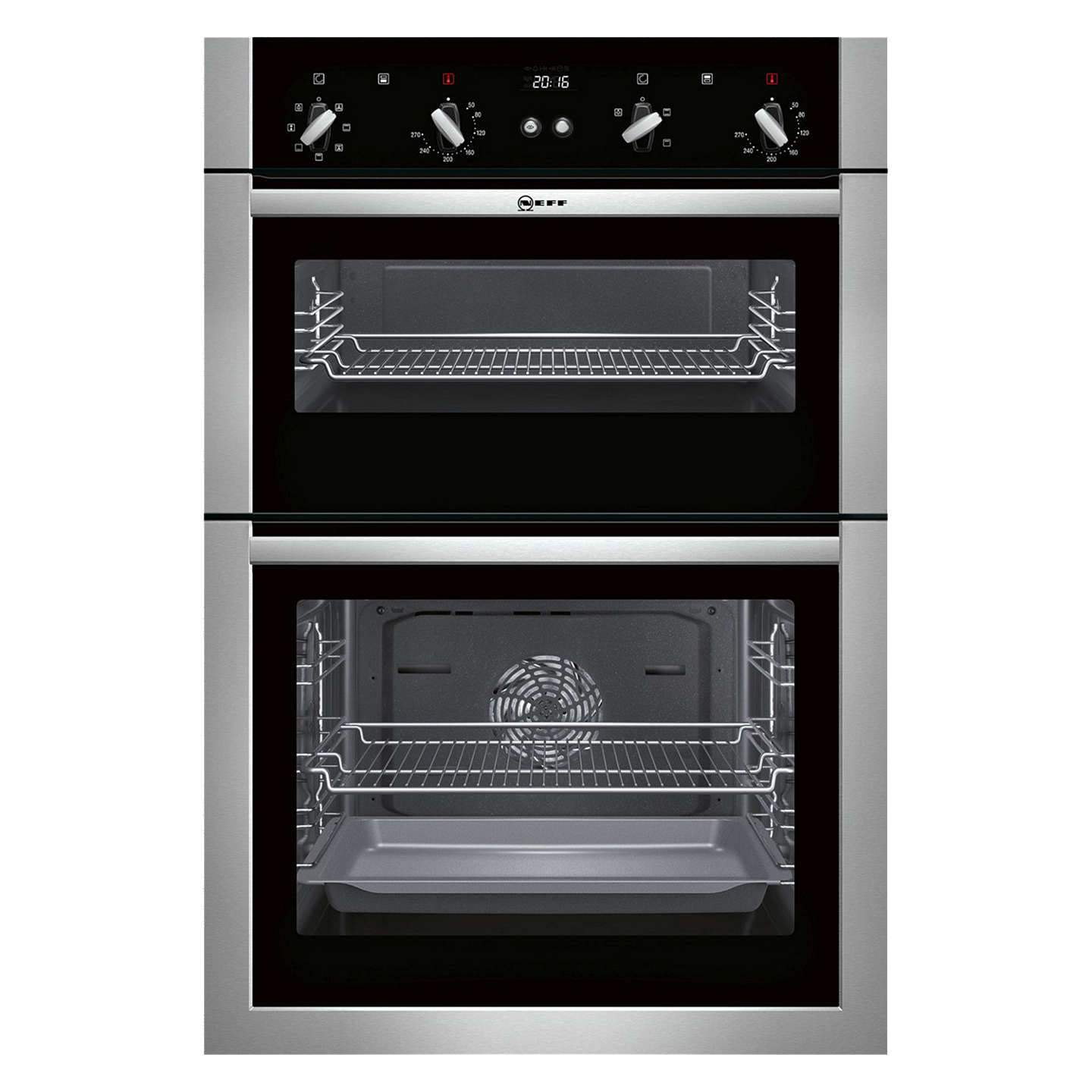 Neff U14m42n5gb Double Oven - Direct Discounts - Kitchen Appliance Specialists