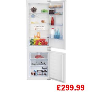 Beko BCSD173 Integrated Fridge Freezer