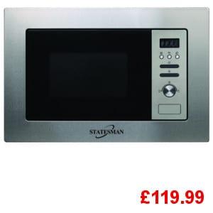 Statesman Bmw2080 Integrated Microwave