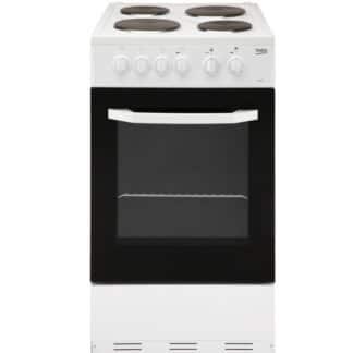 Beko BS530W Electric Cooker