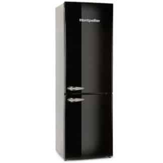 Montpellier MAB365 Retro Fridge Freezer