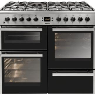 Beko BDVF100X Range Cooker