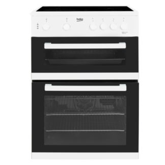 Beko KDC611W Electric Cooker