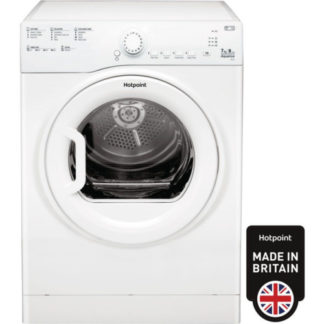 Hotpoint TVFS73BGP Vented Dryer