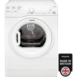 Hotpoint TVFS73BGP Vented Dryer