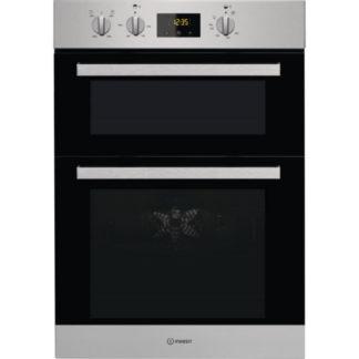 Indesit IDD6340iX Double Oven