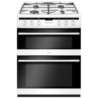 Amica AFG6450W Gas Cooker