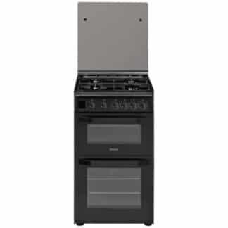 Hotpoint HD5G00CCBK Gas Cooker