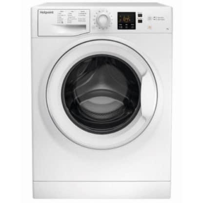 Hotpoint NSWF743UW Washing Machine