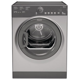 Hotpoint TVFS83CGG Vented Dryer