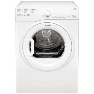 Hotpoint TVFS83CGP Vented Dryer