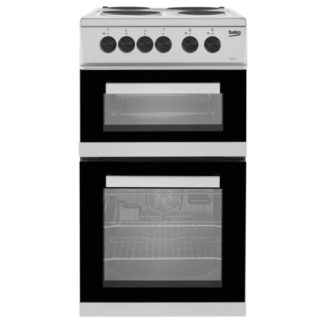 Beko KD533AS Electric Cooker