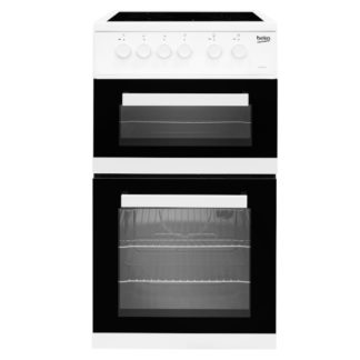 Beko KDC5422AW Electric Cooker