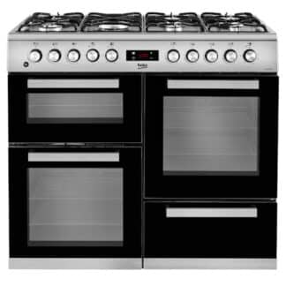 Beko KDVF100X Range Cooker